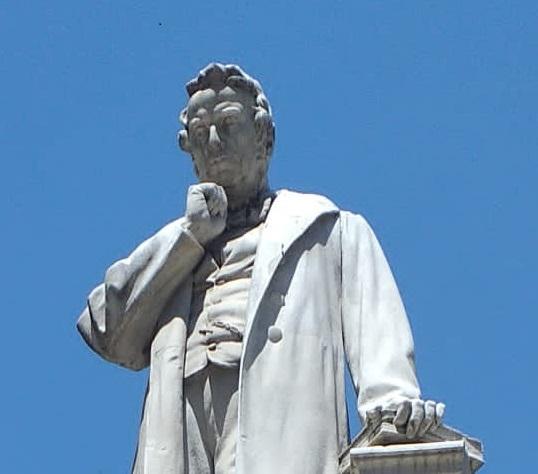 Statua di Cosimo Ridolfi